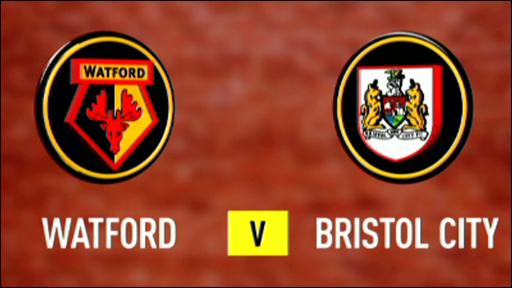 Watford 2-0 Bristol City