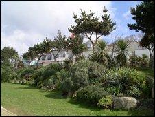 Herm garden
