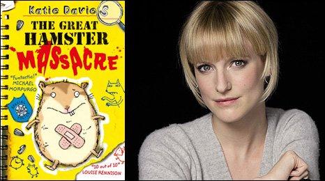 Katie Davies. The Great Hamster Massacre