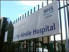 Astley Ainslie hospital