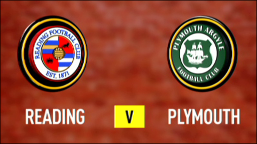 Reading 2-1 Plymouth