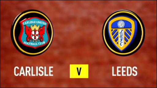 Carlisle v Leeds