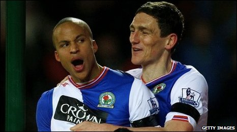 Martin Olsson and Keith Andrews