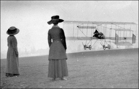 The Bristol Biplane