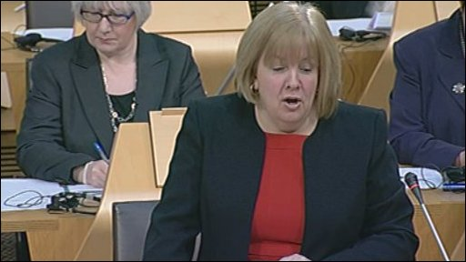 Labour MSP Mary Mulligan opened the debate