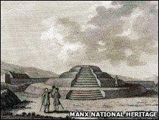 Tynwald Hill 1774