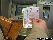 Berlin cashpoint