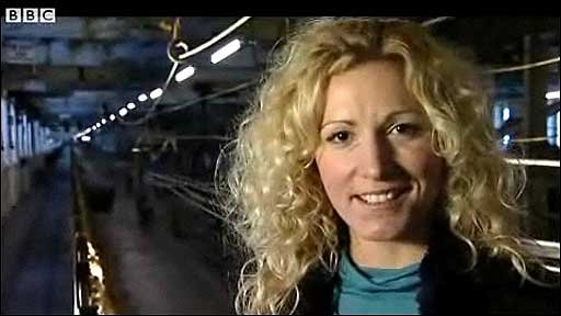 BBC Inside Out's Kaddy Lee Preston
