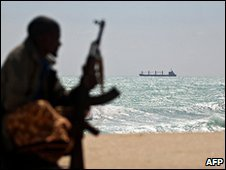 Somali pirate (file image)
