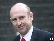 Housing Minister John Healey