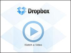 Online storage service Dropbox