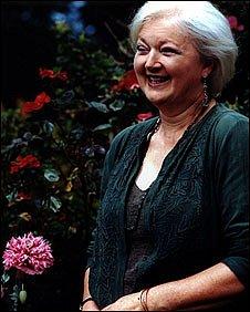 Author Barbara Erskine