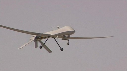 Reaper nmanned aerial vehicle