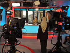 BBC Persian TV (file)