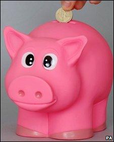 Piggy bank, PA