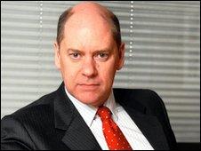 Jonathan Evans, director General of MI5