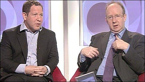 John Kampfner and Danny Finkelstein