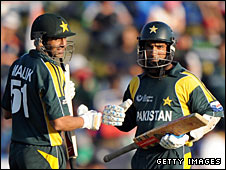 Shoaik Malik (left) and Mohammad Yusuf (right)