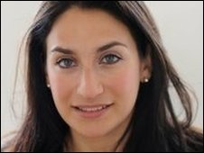 Prospective Labour candidate Luciana Berger