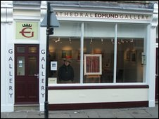 The Edmund Gallery, Bury St Edmunds