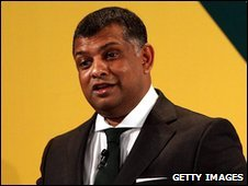 Air Asia founder and Lotus Racing boss Tony Fernandes