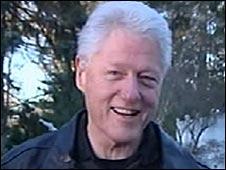 Bill Clinton, 12 February 2010