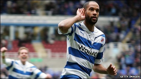 Kebe's goal for Reading was one of the fastest in FA Cup history
