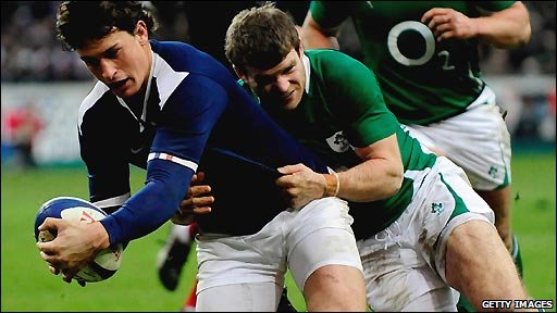 Highlights - France 33-10 Ireland