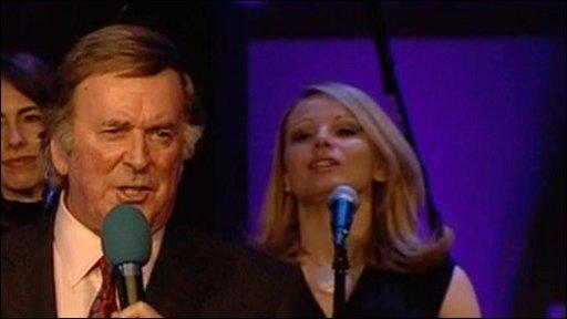 Sir Terry Wogan on his return to BBC Radio 2