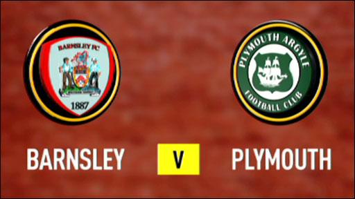 Barnsley 1-3 Plymouth