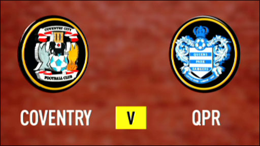 Coventry 1-0 QPR