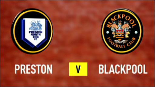 Preston 0-0 Blackpool