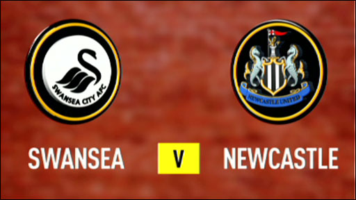 Swansea 1-1 Newcastle