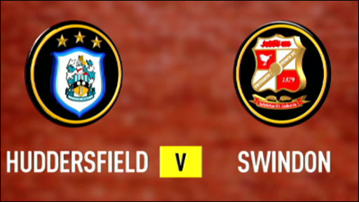 Huddersfield 2-2 Swindon