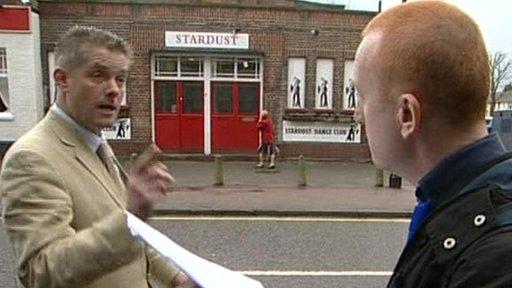 Journalist reprimanded