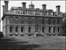 Coleshill House (photo courtesy of the Highworth Historical Society)