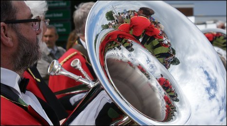 Royal Buckley Town Band is thought to have been formed in 1822
