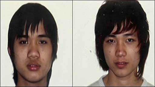 Tam Xum Le and Tuan Anh Tran have been missing for three weeks