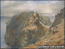 Cliffs by Peter Lievre
