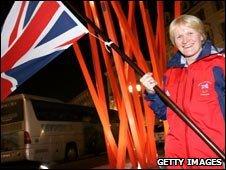 Britain's Rhona Matin