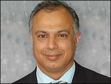 Professor Kamlesh Khunti, a Professor of Primary Care Diabetes at the University of Leicester