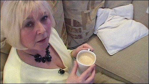Elaine Swann - 'The Street' resident