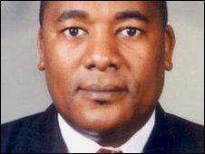 Kenyan Joram Nyachwaya