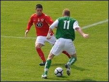 Football: Muratti 2009 Guernsey v Jersey