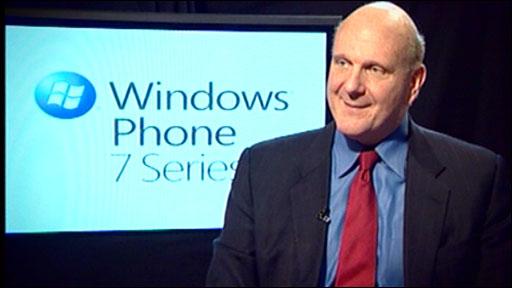 Steve Ballmer, Microsoft boss
