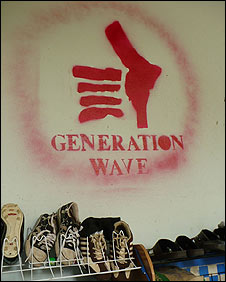Generation Wave logo