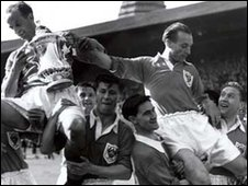 Blackpool 1953 FA Cup final