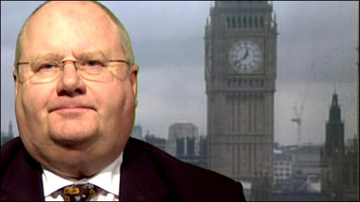 Conservative Party Chairman Eric Pickles