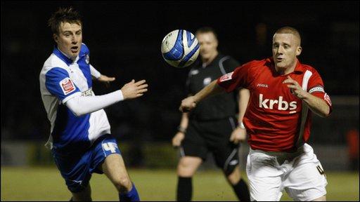 Bristol Rovers 2-1 Charlton