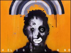 Massive Attack's original album artwork for Heligoland